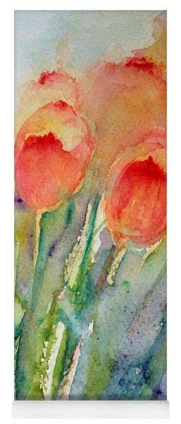 Tulip Dance Yoga Mat