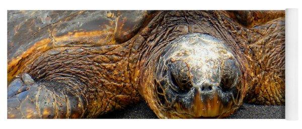Turtle Rest Stop Yoga Mat