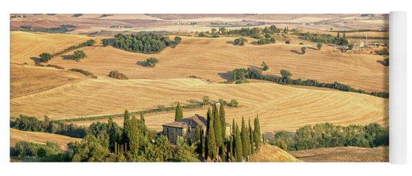 Tuscan Hills Yoga Mat