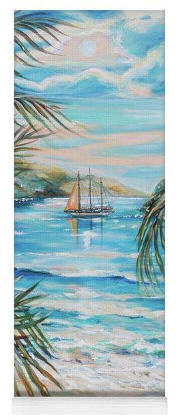 Twilight Sail Yoga Mat