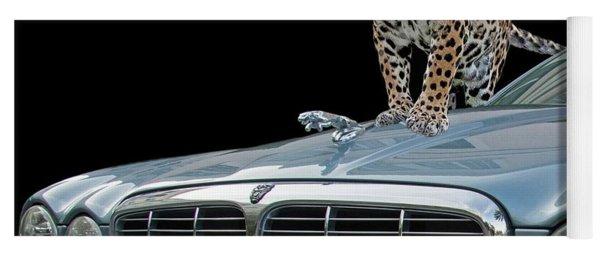 Two Jaguars 1 Yoga Mat