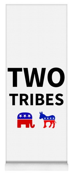 Two Tribes Yoga Mat
