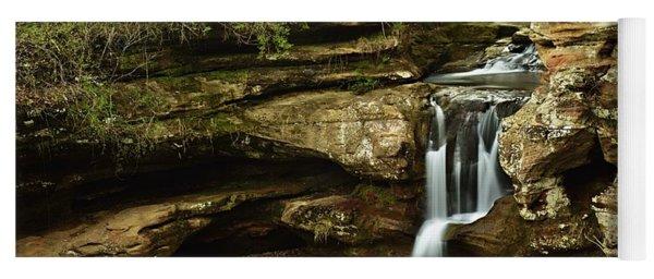 Upper Falls Overview Yoga Mat