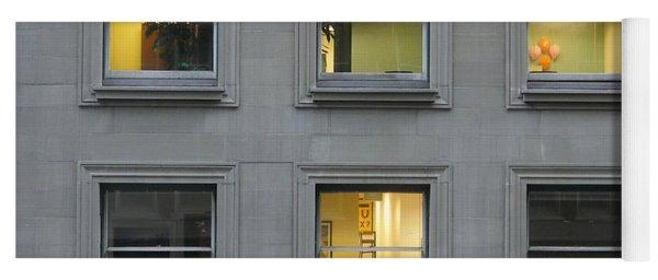 Urban Windows Yoga Mat