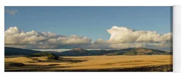 Valles Caldera National Preserve II Yoga Mat