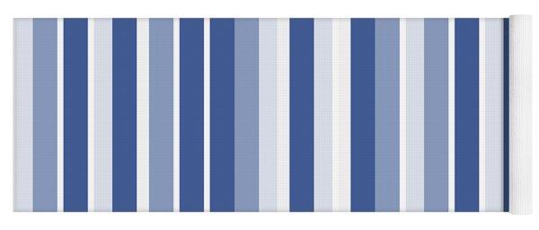 Vertical Lines Background - Dde605 Yoga Mat