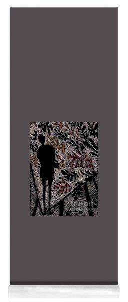 Viewing Matisse. Yoga Mat