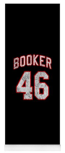 Vintage Corey Booker 46 President Yoga Mat