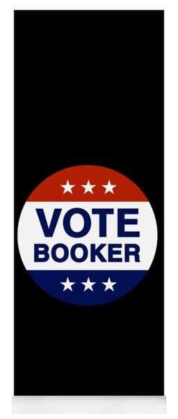 Vote Corey Booker 2020 Yoga Mat