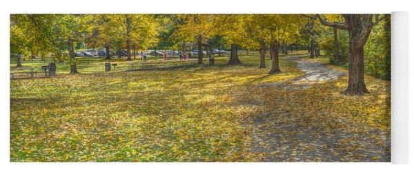 Walk In The Park @ Sharon Woods Yoga Mat