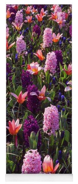Waltz Of The Flowers Yoga Mat