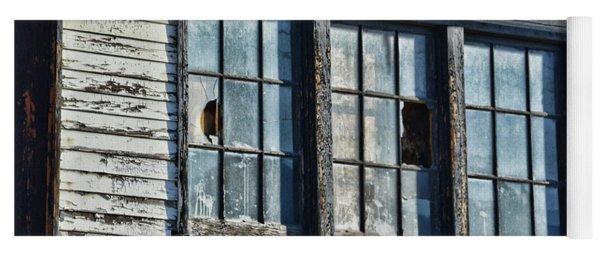 Warehouse Windows Yoga Mat