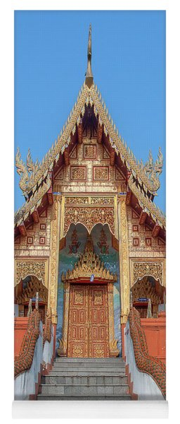 Wat Nong Tong Phra Wihan Dthcm2639 Yoga Mat