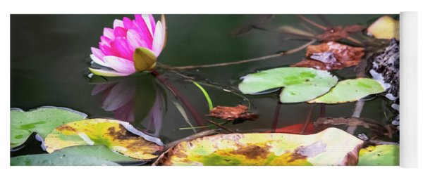 Water Lily #1 Yoga Mat
