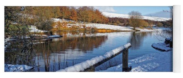 Watergrove Reservoir Yoga Mat