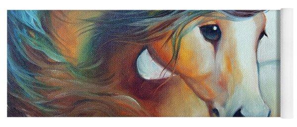 Wendy My Horse Yoga Mat