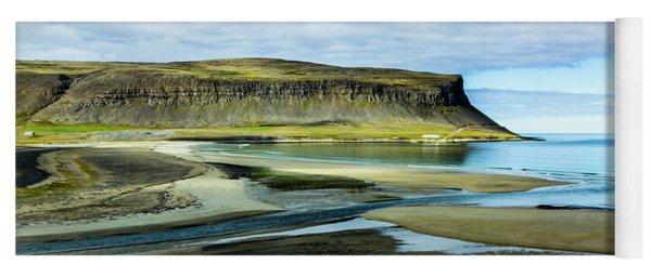 Westfjords, Iceland Yoga Mat
