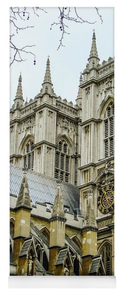 Westminster Abbey Yoga Mat