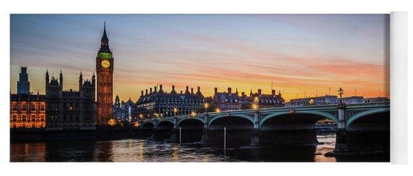 Westminster Sunset Yoga Mat