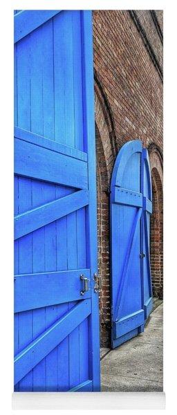 Which Blue Door Yoga Mat