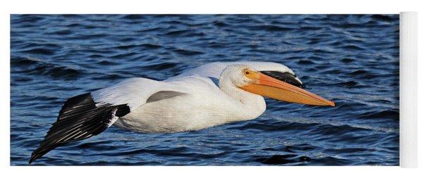 White Pelican Cruising Yoga Mat