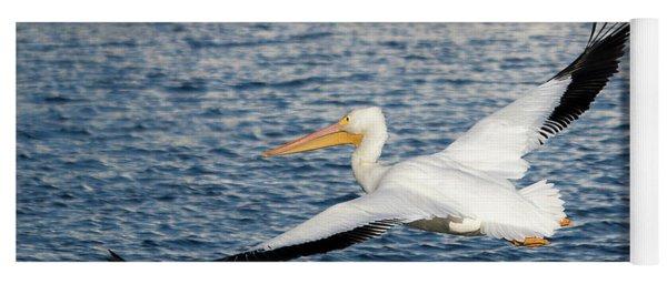White Pelican Wingspan Yoga Mat
