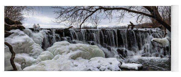 Whitnall Waterfall Yoga Mat