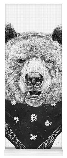 Wild Bear Yoga Mat