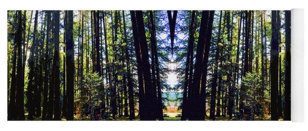 Wild Forest #1 Yoga Mat