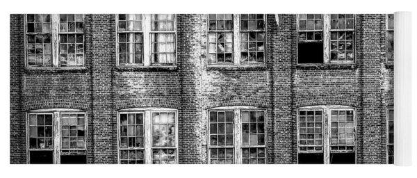 Windows Of Old Claremont Yoga Mat