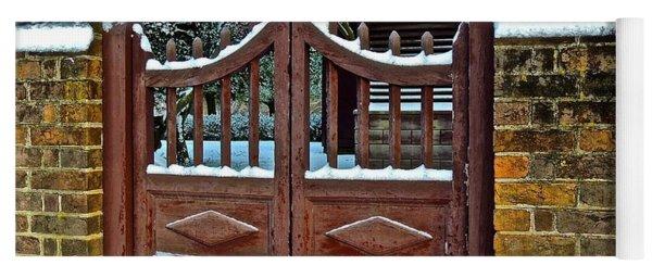 Winter Gate Yoga Mat