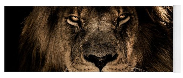 Wise Lion Yoga Mat