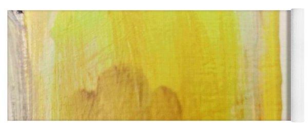Yellow #3 Yoga Mat