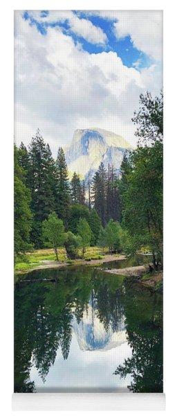 Yosemite Classical View Yoga Mat