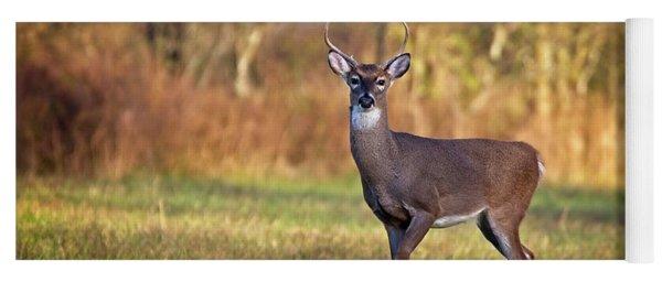 Young Buck Yoga Mat