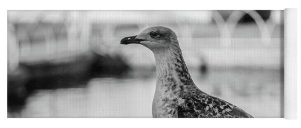 Young Seagull Yoga Mat