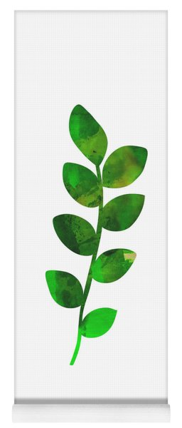 Zamioculcas Leaf Yoga Mat