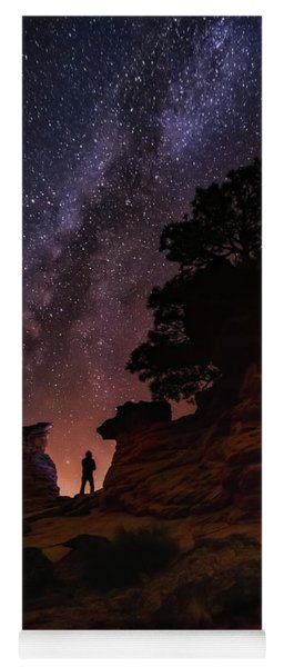 Yoga Mat featuring the photograph Zion by Tassanee Angiolillo