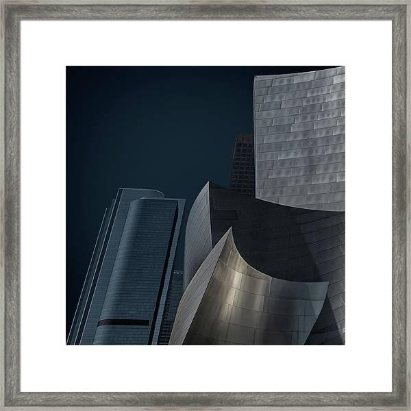 . . . Framed Print