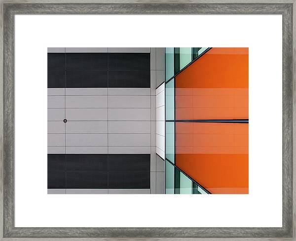 .   __ Framed Print