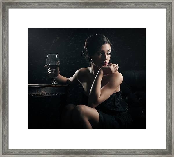 *** Framed Print by Constantin Shestopalov