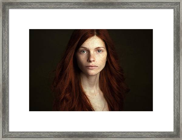 _ Framed Print