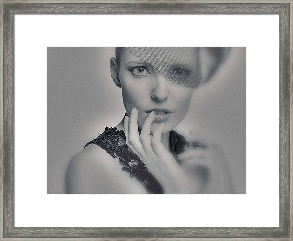 *** Framed Print by David Minster