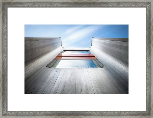 |_____| Framed Print