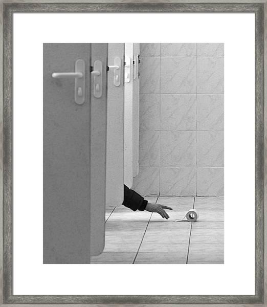 ... Framed Print