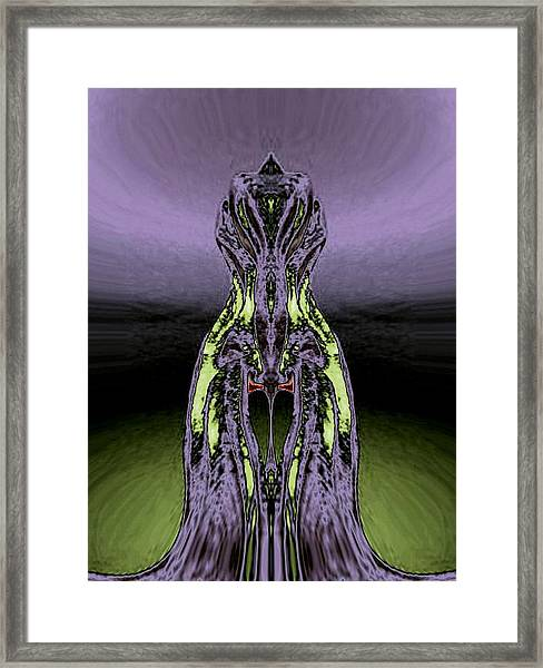 One Of Six Body Styles Framed Print
