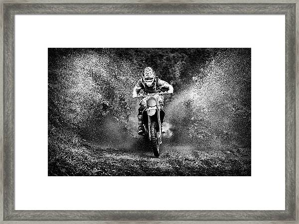 * Framed Print by Paul Gs