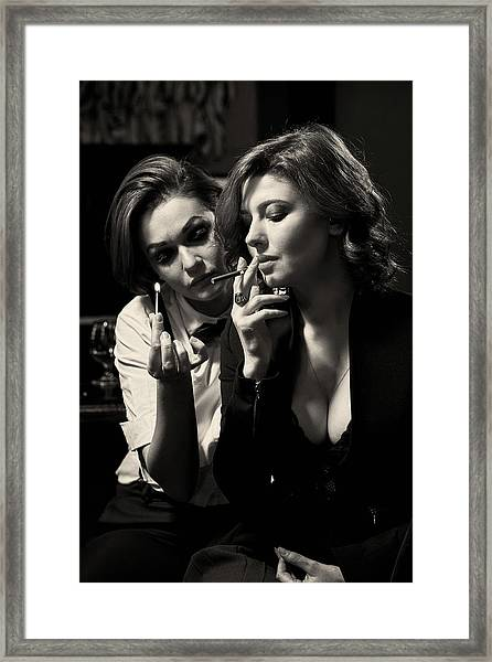 *** Framed Print by Sergei Smirnov