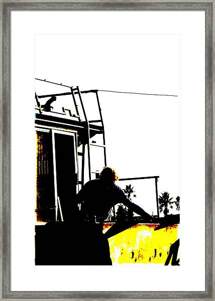 Some T L C  Required Framed Print