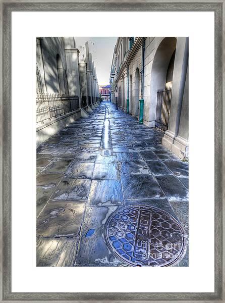 0270 French Quarter 2 - New Orleans Framed Print